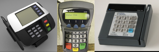 Debit Readers
